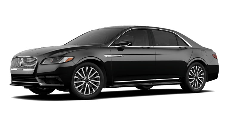 New 2019 Lincoln Continental Select Car in Alliance OH